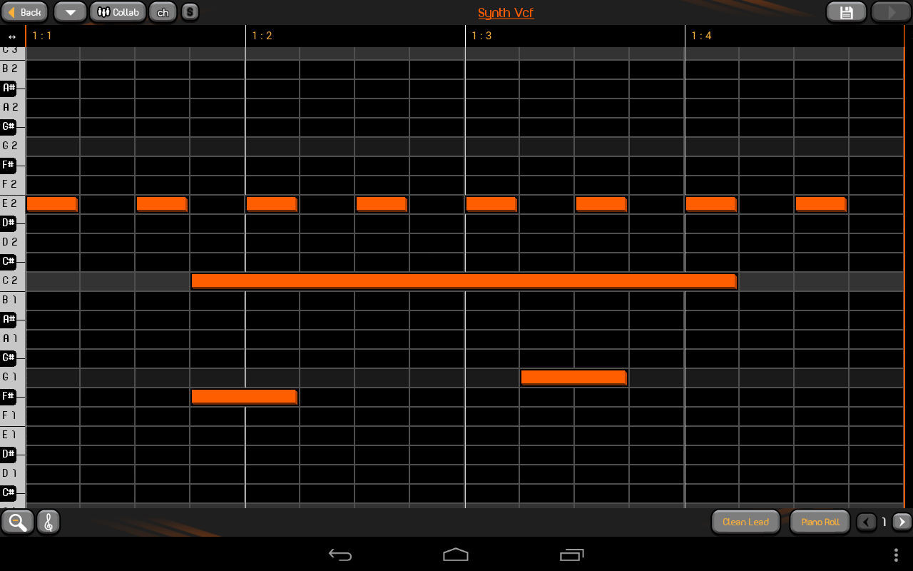 PocketBand Pro - Social DAW - screenshot