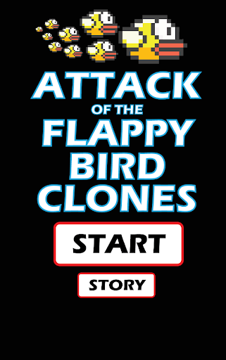 Attack of the FlappyBirdClones