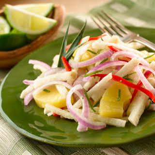 Mexican Jicama Recipes.