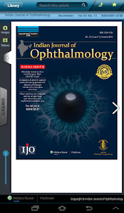 Indian J Ophthalmol- screenshot thumbnail