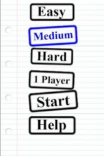 Paper Battle screenshot