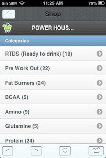 Power House Nutrition - screenshot thumbnail
