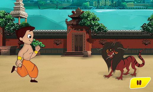 Chhota Bheem & Throne of Bali - screenshot thumbnail
