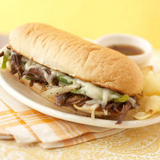 Italian-Style French Dips