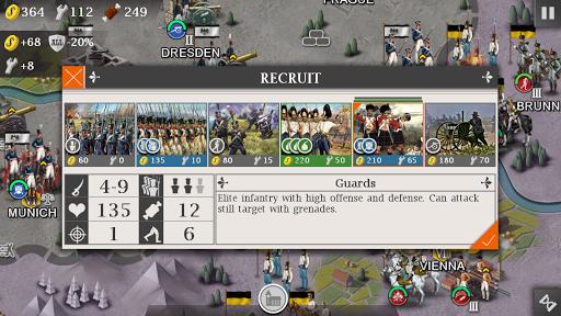 European War 4: Napoleon 1.4.2 screenshots 2