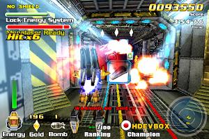 Screenshot of ExZeus Arcade