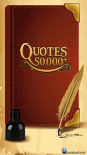 Famous Quotes & Quotations - screenshot thumbnail