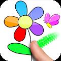 Color Draw & Coloring Books 1.0.9 icon