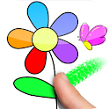 Color Draw & Coloring Books icon