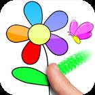 Zeichnen + Malbuch icon