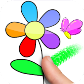 Download Color Draw & Coloring Books APK on PC