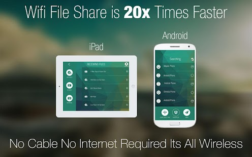 WiFi File Share Pro with iOS- screenshot thumbnail