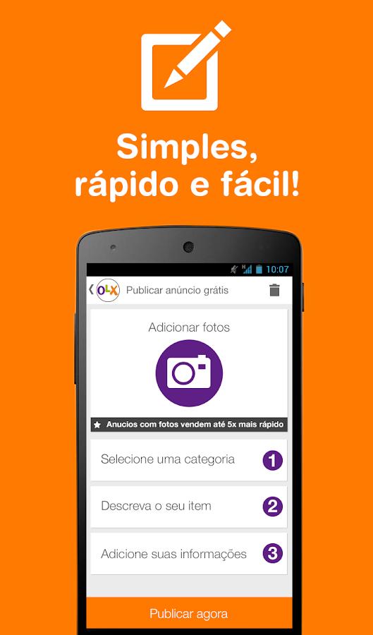 OLX Classificados Grátis – Apps para Android no Google Play - photo#12