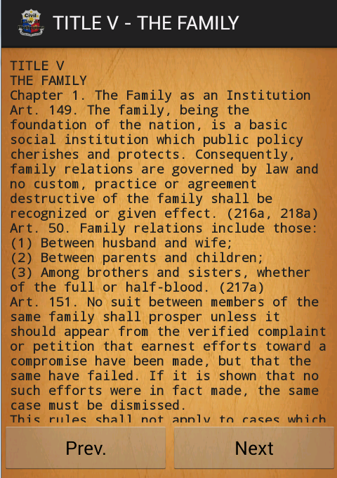 article 1156 civil code of the philippines Obligations and contracts book iv, new civil code of the philippines title i, obligations – article 1156 to 1304 title ii, contracts – article 1305 to 1430 outline of topics: obligations (prelim-midterm) chapter 1- general provisions art 1156-1162 i – definition of obligation ii – sources of obligation.