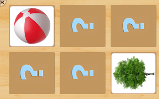 Screenshot of Toddler Words
