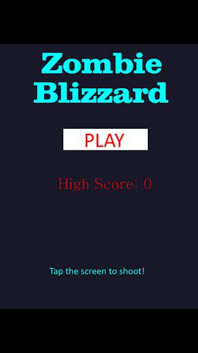 Zombie Blizzard