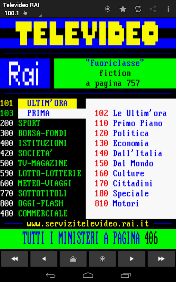 TxtVideo Teletext - Android Apps on Google Play