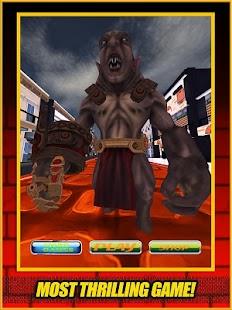 Giant Ogre Huskar Troll Run