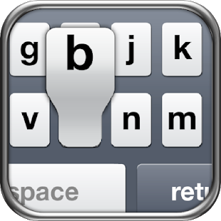 iPhone Keyboard - screenshot thumbnail