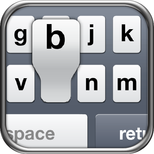 iPhone Keyboard - screenshot
