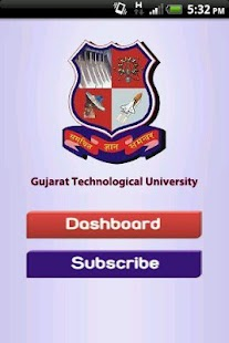 GTU MOBILE APPLICATION - screenshot thumbnail