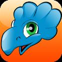 Dino Egg Maze Game