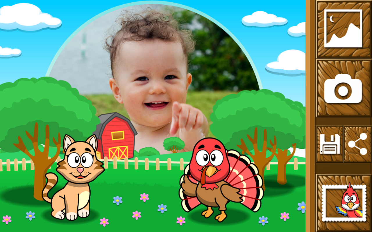 Bayi Bingkai Foto Apl Android Di Google Play