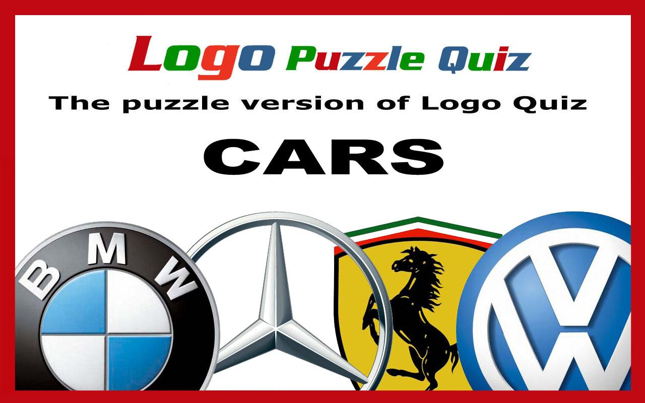 the logos of the most famous car brands in the world! Just try it