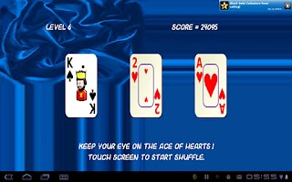 Screenshot of Ace Of Hearts