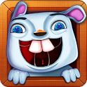 Greedy Bunny: Physics Puzzle icon