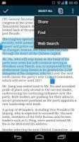 Screenshot of India OnlineNewspapers