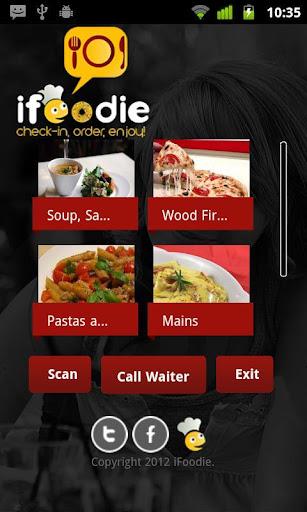 iFoodie App