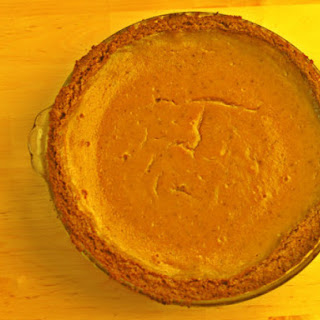 Browned Butter Squash Pie