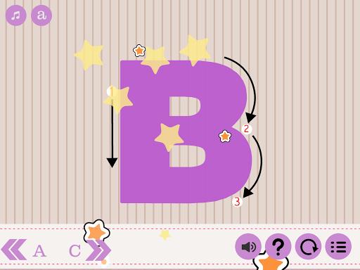 Write The Alphabet ABC u270f 1.0 screenshots 13
