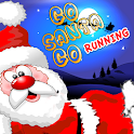 Go Santa Go Running icon