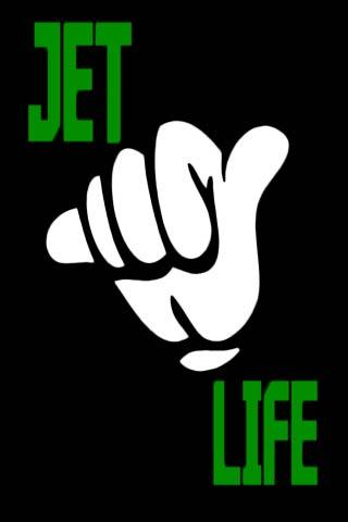 Jet Life Live Wallpaper - screenshot