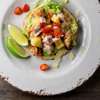 Grilled Fish Tacos!