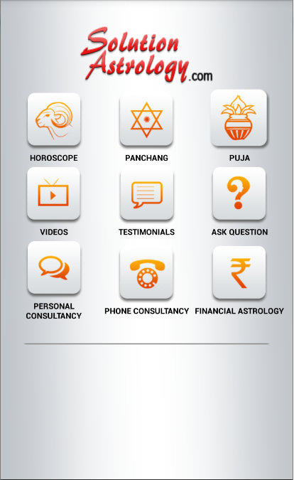 Indian Astrologer- screenshot