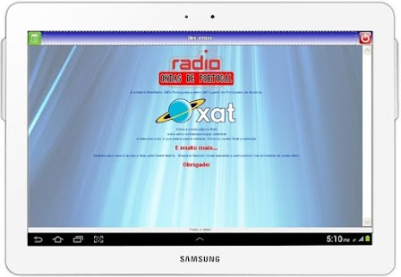 Rádio Ondas de Portugal - screenshot thumbnail