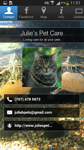 Julie's Pet Care