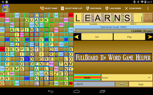 Word Solver 4 Friends +10 Paid - screenshot thumbnail