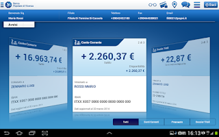 Screenshot of BPViGO! Tablet