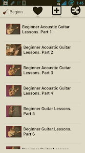 Beginner Guitar Training