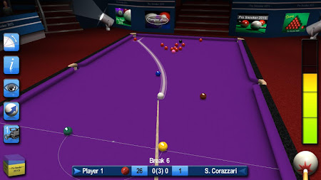 Pro Snooker 2015 1.17 screenshot 193106