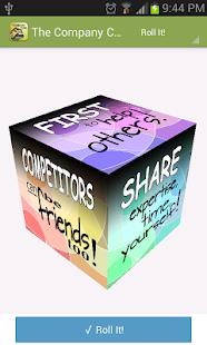 The Company Cube