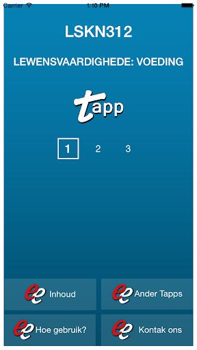 TAPP LSKN312 AFR3