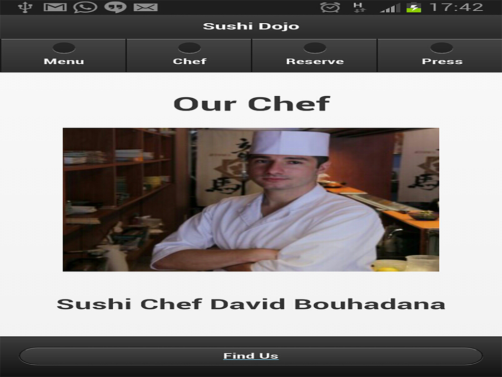 Sushi Dojo - screenshot