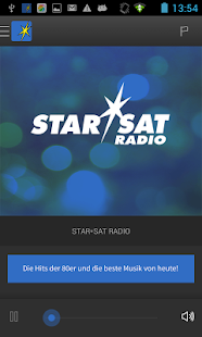 STARSAT RADIO- screenshot thumbnail