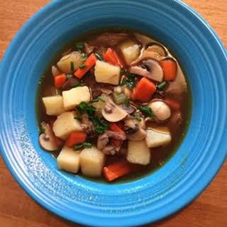 Prime Rib Soup Recipes.