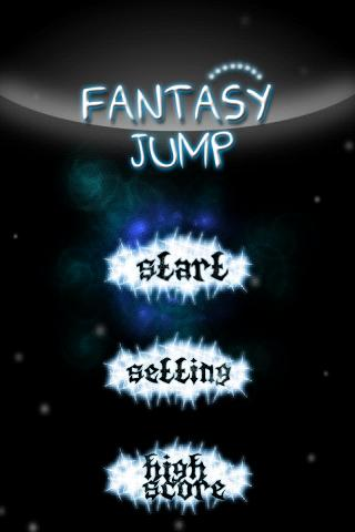 Fantasy Jump - screenshot